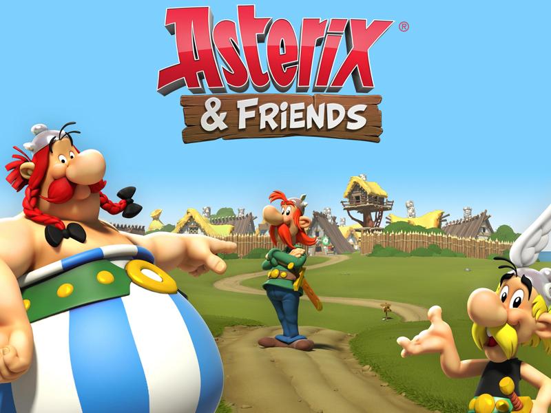 asterix online spielen