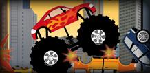 Monster-Truck Zerstörer