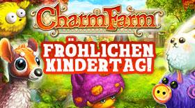 Charm Farm Childrens Day