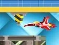 Roter Jet
