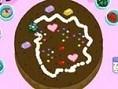 Steuerung: Maus Dekoriere einen Kuchen nach Deinen Wünschen. Deiner Kreativität sind hier kaum Grenz