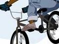 Fahre mit Deinem BMX-Bike über Rampen und Schanzen und begeistere Dein Publikum mit waghalsigen Tric