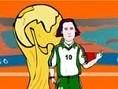 Steuerung: Maus Sei Teil der WM und schieße Dein Team zum Pokal. Spiele abwechselnd den Schützen und