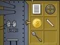 Kombiniere Gegenstände, finde Hinweise und befreie Dich aus Deinem Gefängnis. Klicke auf Gegenstände
