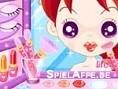 Steuerung: Maus Verpasse Sue ein schönes Make-Up Klicke z.B. zunächst auf einen Lippenstift und ansc