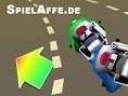 Steuerung: Maus Ein super Rennspiel, in dem das Motorrad mit der Maus gesteuert werden muss. Durch D