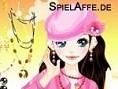 Pinkes Mädchen