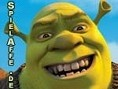 Veranstalte mit Shrek und Fiona einen witzigen Rülps-Wettbewerb. Wähle entweder Shrek, oder Fiona un