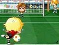Steuerung: Pfeiltasten - Zielen Leertaste - Schießen Schieße Dein Team zur Weltmeisterschaft. Positi