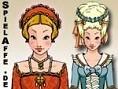 Steuerung: Maus Kleide eine Prinzessin ein. Du hast die Wahl zwischen Kleidern aus verschiedenen Epo