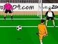 Steuerung: Tastatur Bewege den Spieler von rechts nach links Wenn der Ball auf der richtigen Höhe an