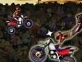 Steuerung: Pfeiltasten - Bike steuern 1-7 - Stunts Bewältige 9 spannende Hindernisparcours. Deine Au