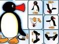Pinguin-Domino Die Pinguine am Südpol möchten Domino spielen. Spielst du mit? Steuerung: Suche dir z