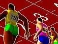 Tritt bei den Olympischen Spielen gegen Konkurrenten aus aller Welt an und gewinne die Goldmedaille