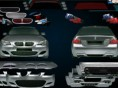 Gestalte Deinen eigenen BMW M5. Ziehe die einzelnen Komponenten mit der Maus an die entsprechenden S