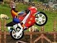 Überwinde in zehn Leveln die Hindernisse mit Deinem Motorrad und sei dabei so schnell wie möglich. B