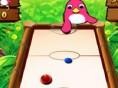 """Steuerung: Maus Spiele Tischehockey gegen das Hühnchen und """"rupfe"""" es indem Du die Maus bewegst, um"""
