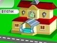 In diesem Spiel musst Du Häuser möglichst gewinnbringend kaufen und verkaufen. Ziel ist es, mö