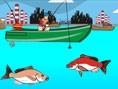 Schnapp Dir die dicksten Fische, damit Du das oben links zu sehende Ziel erreichst. Dabei handelt es