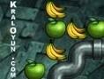 Týkla Start Stage 1 Týkla YÖN: Yön tuþlarýný kullanarak meyveleri çevir ve ayný meyvelerin bir ara g