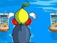 1. Spiel Starten - týkla YÖN: Yön Oklarý AMAÇ: Yunusunla CapriSun larý engellere takýlmadan topla. H