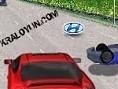Yüklenmesini bekle. Sol altta Týkla YÖN: Yolda engellere takýlmadan mavi H iþaretlerini topla. Level
