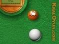 1. PLAY GAME týkla Yön: Fare AMAÇ: Aptal topu beyaz top ile vurman gerekiyor. 10 atýþýn var, vuramaz