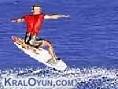 Týkla YÖN: BOÞLUK: Hýz Dalgalarýn arasýnda düþmeden sörf yap. sað ve sol yön oklarýyla adamýný yönle