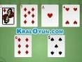 YÖN: FARE Alttaki 4 kart sana ait, ortada aç?lan 2 kart?n, varsa sende bir alt?n? yada bir üstünü ra