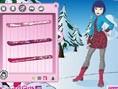 Kleider zum Ski fahren