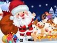 Santa Claus Anziehen