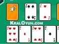 YÖN: FARE Alttaki 5 kart sana ait, ortada açýlan 2 kartýn, varsa sende bir altýný yada bir üstünü ra