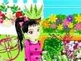 Çiçekli Teras