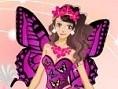 Kelebek Kızı Giydir
