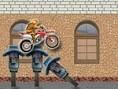 Stunt Motorcu