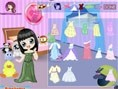 Minik Kızın Kıyafetleri