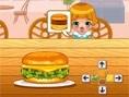 Sandviç Satıcısı