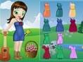 Çoban Kızı Giydir