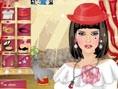 Sirkci Kız Makyajı