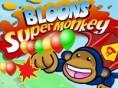Ücretsiz Beceri Oyunlar? Online Süper Balon Maymunu senin yard?m?n? bekliyor! Faren ile süper maymun