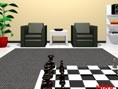 Siyah Beyaz Oda