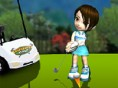 Golfcu Kız