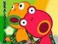 Kurbağa Tetris