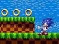 Steuerung: Pfeiltasten - Sonic steuern In diesem Spiel kannst Du ein neues Abenteuer mit dem bekannt