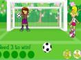 Pollys Soccer Game