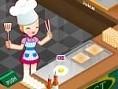 Toast Waitress