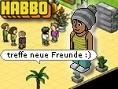 Mit Habbo begiebst Du dich in eine kostenlosevirtuelle Welt voller netter Leute, toller Spiele
