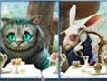 Similarities in Wonderland