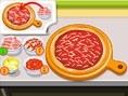 Tessas Summer Pizza