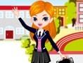 Back to School Girl